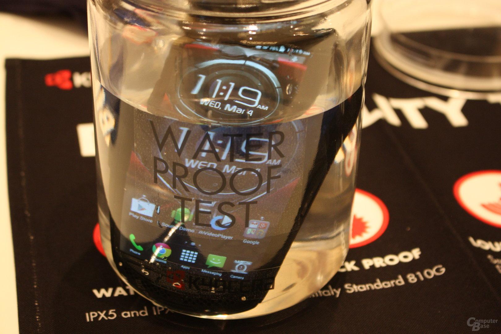 Kyocera Torque auf dem MWC 2015