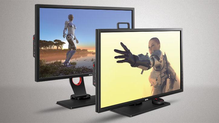 FreeSync: Spieler-Monitore von Acer und BenQ sind lieferbar