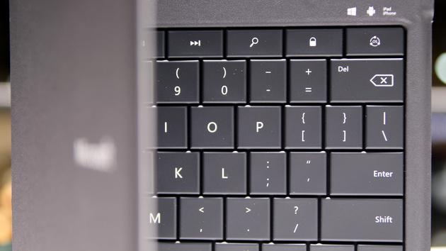 Faltbare Tastatur: Mit Microsoft unter Android, iOS und Windows tippen