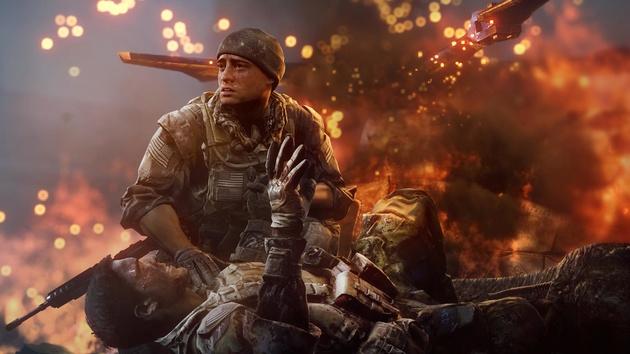 Battlefield 4: Winter-Update verbessert Netcode und ergänzt Spielmodus