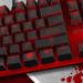 Ozone Strike Battle: Beleuchtete TKL-Tastatur für 80 Euro