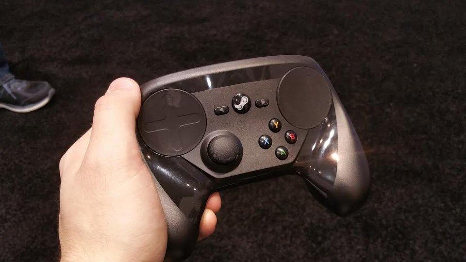 Die endgültige Version des Steam Controllers
