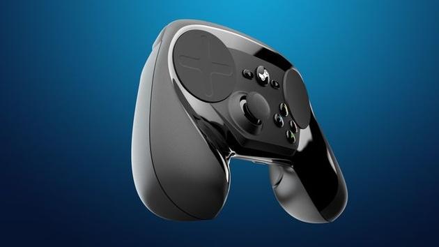 Steam Controller: Valve enthüllt finales Design mit zwei Touchpads