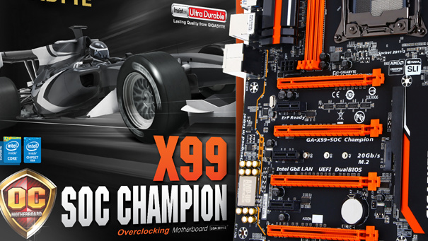 Gigabyte: Drei neue X99-Mainboards ohne USB 3.1