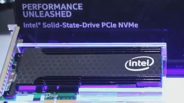 NVMe-SSDs: Intel zeigt neue SSD-Generation mit PCIe 3.0