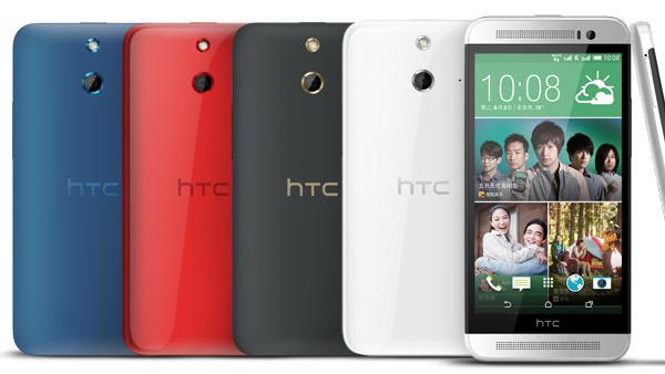 HTC One E9: Kunststoff-Gehäuse und Kamera der M9-Alternative