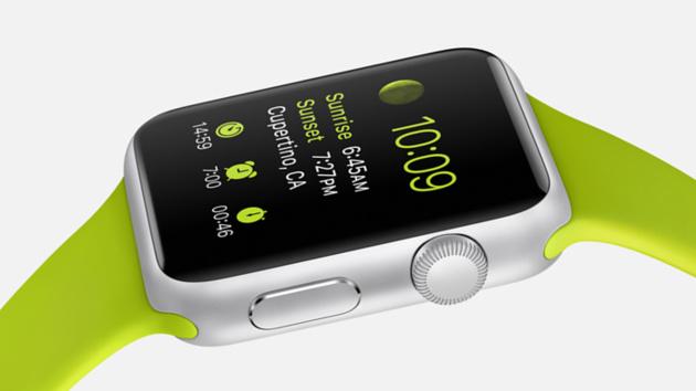 Apple Watch: Drei Uhren zwischen 399 und 18.000 Euro