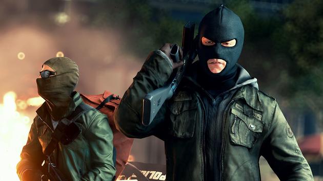 Battlefield Hardline: Für Xbox One und PlayStation 4 in 720p und 900p