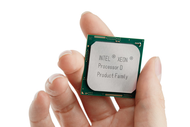 Intel Xeon D im Package