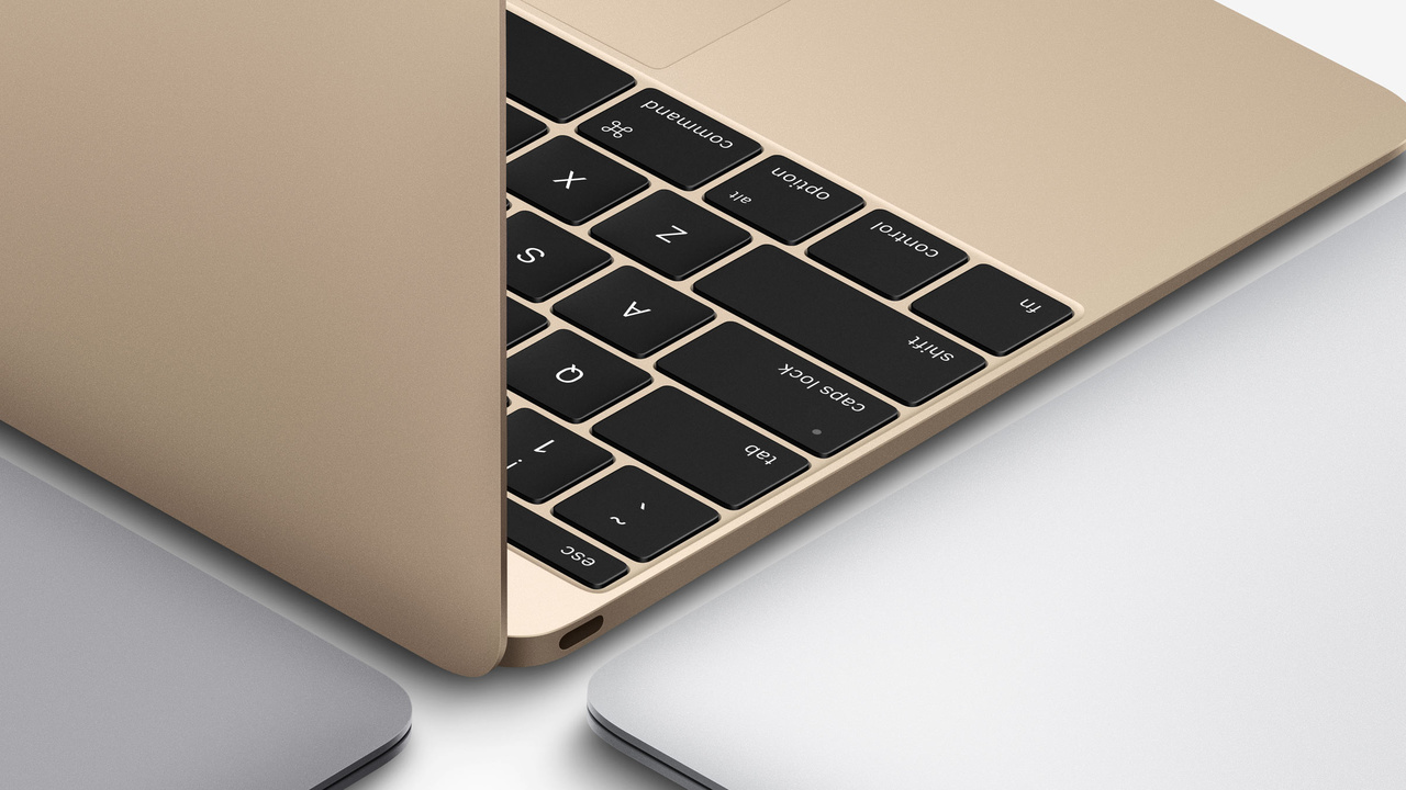 Apple MacBook: Neues Trackpad, Retina-Display und USB Typ C