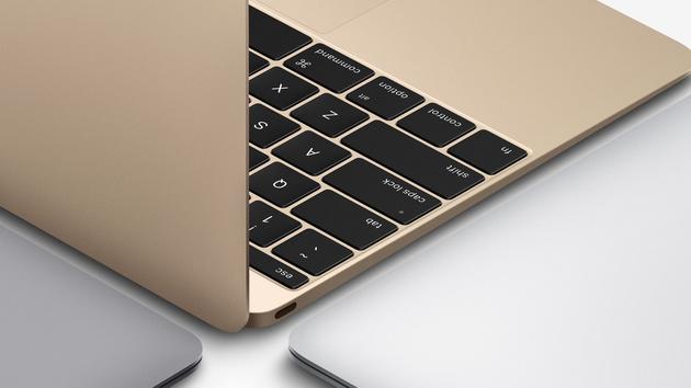 Apple MacBook: Neues Trackpad, Retina-Display und USBTypC