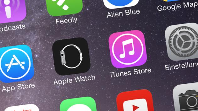 iOS 8.2: Update mit Unterstützung für die Apple Watch