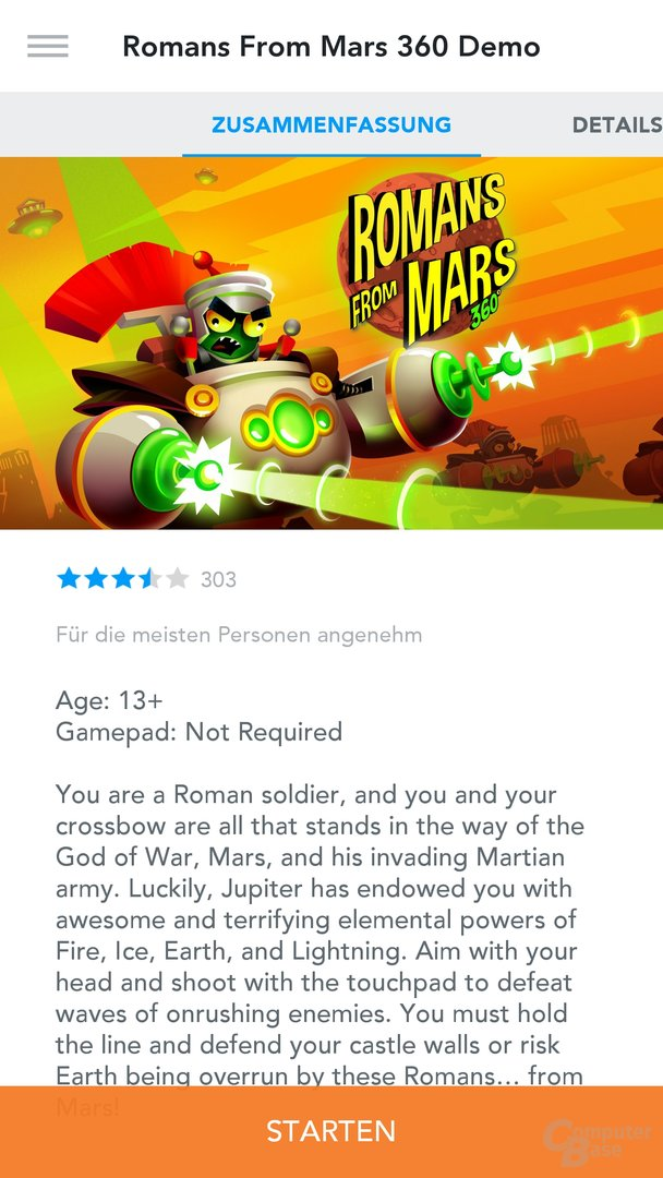 Romans From Mars 360 (Demo)