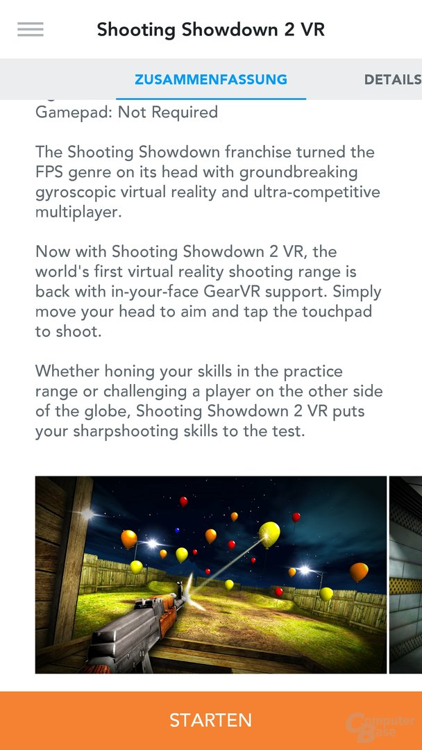 Shooting Showdown 2 VR