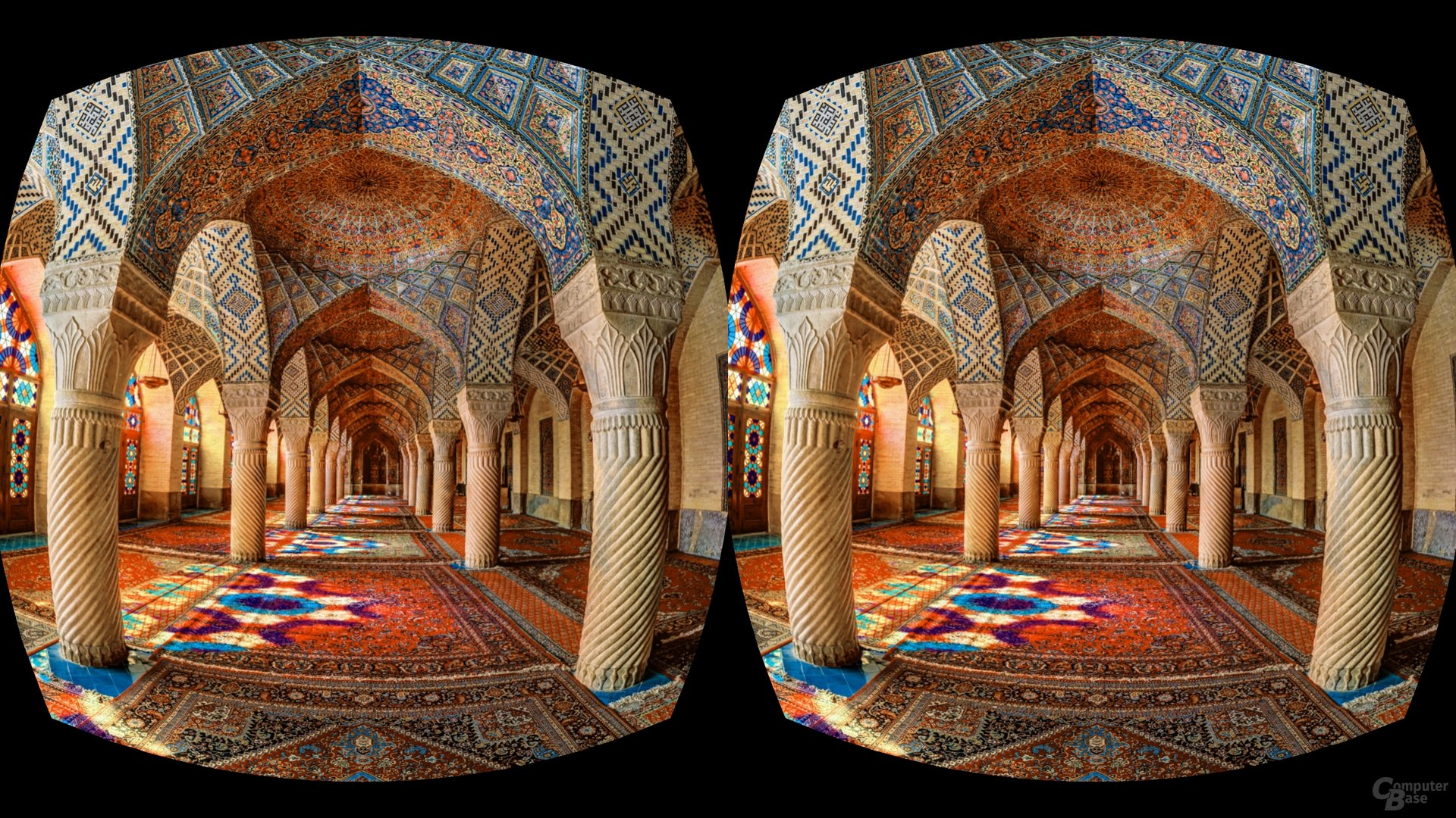 Oculus 360 Photos