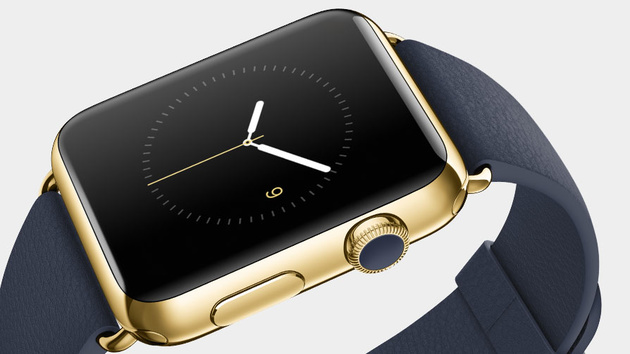 Apple Watch: Das teuerste Armband kostet 499 Euro