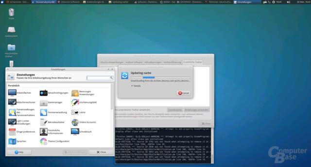 Xfce auf dem Raspberry Pi 2