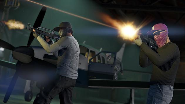GTA V: Online Heists für Konsolen freigeschaltet