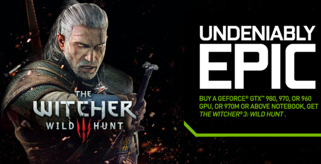 Das Undeniably Epic Bundle mit Witcher 3