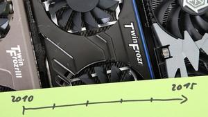GeForce GTX 460 bis 960 im Test: Fünf Generationen von Nvidia im Vergleich
