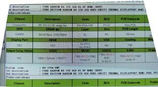 XFX Radeon R9 370 Spezifikationen