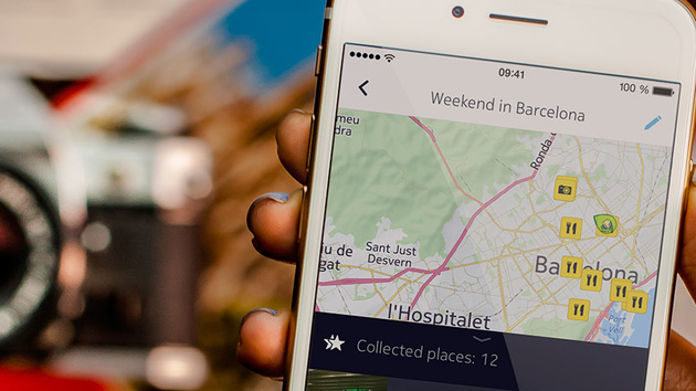Offline-Kartendienst: Nokia HERE für iOS fertiggestellt
