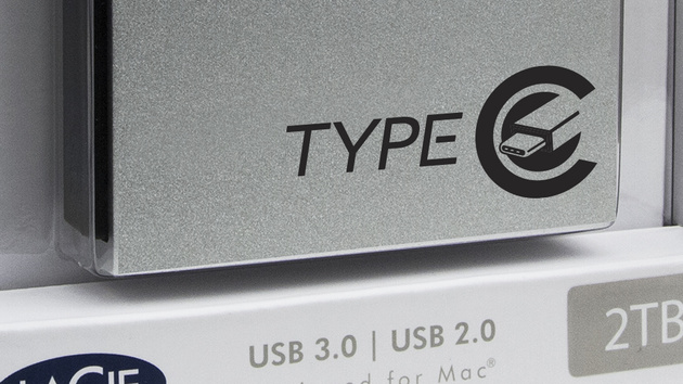 Porsche Design Mobile Drive: LaCie stattet erste HDD mit USB Typ C aus