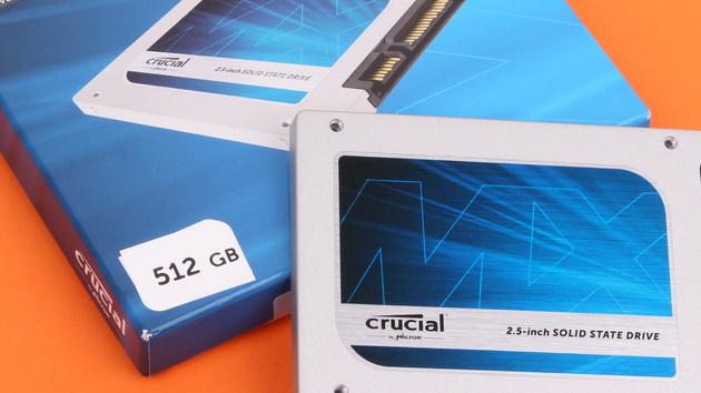Crucial MX100: Optionales Firmware-Update für bessere Stabilität