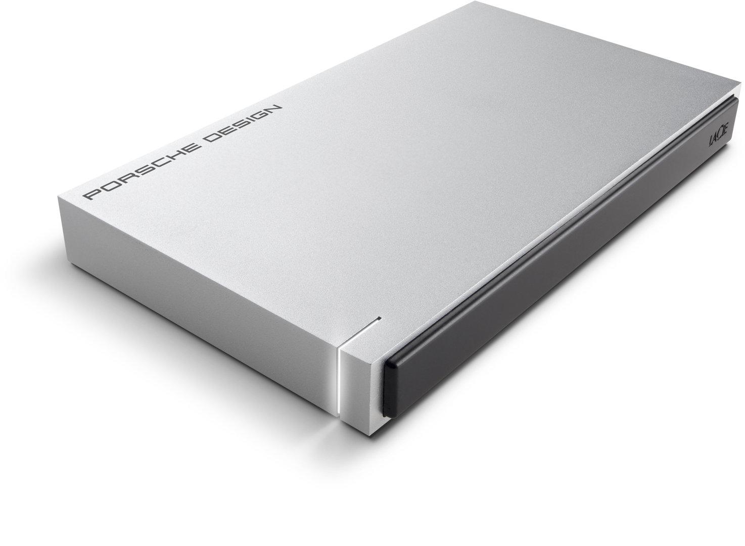 LaCie Porsche Design Mobile Drive USB-C