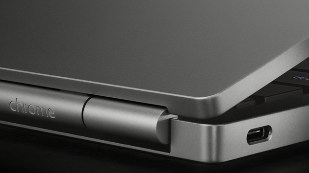 Chromebook: Das neue Pixel mit USB Typ C ist fertig