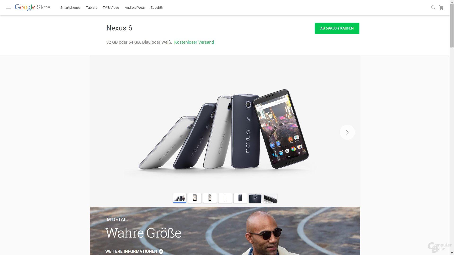 Google Store – Smartphones