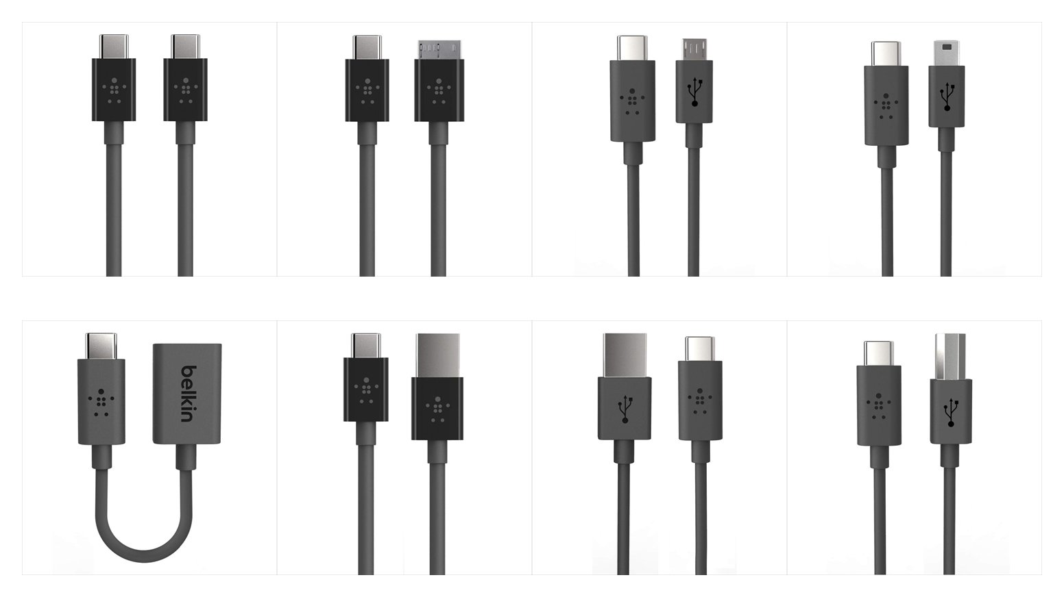 Belkin USB-Typ-C-Kabel