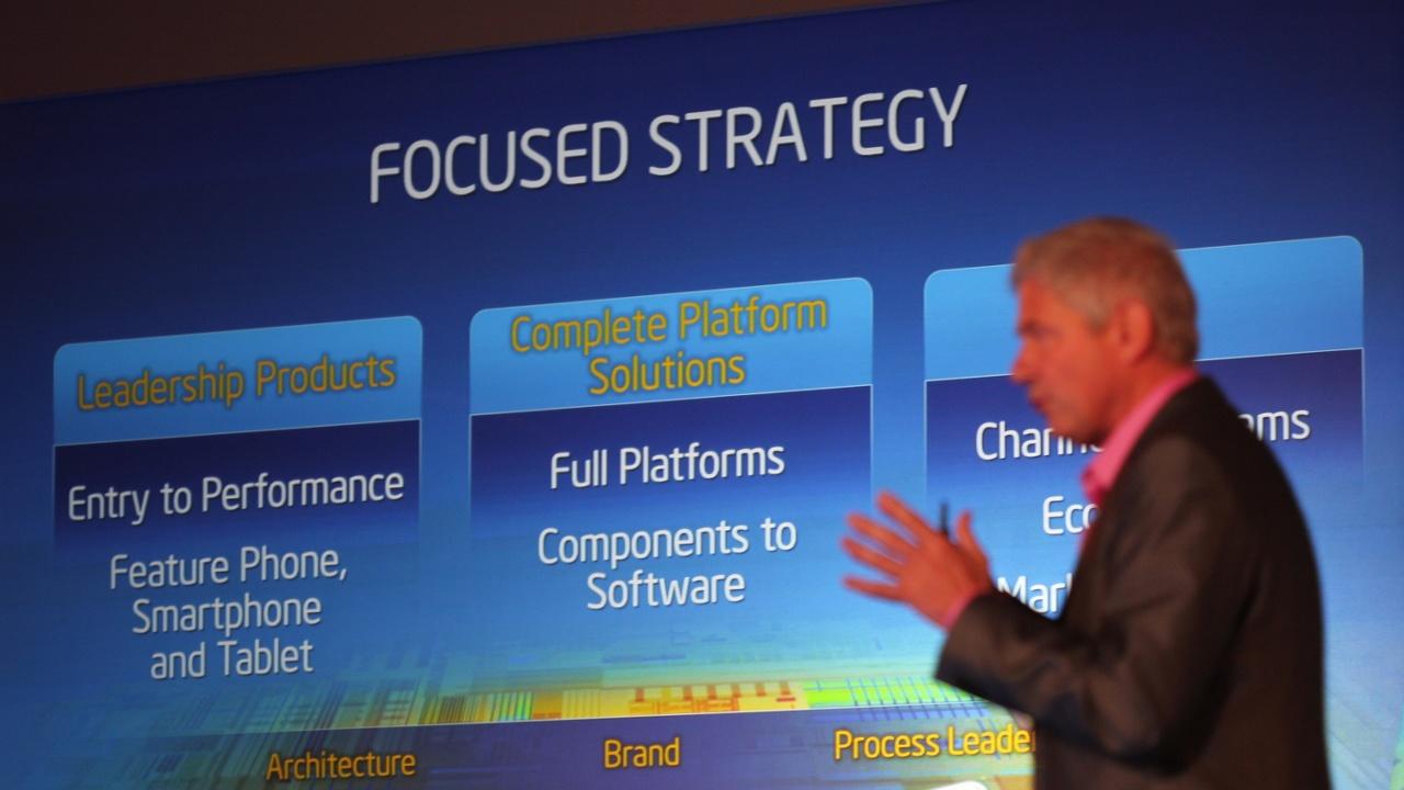 Quartalszahlen: Intel senkt Q1-Umsatz-Prognose um 900 Mio. US-Dollar