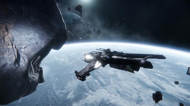 Star Citizen: Weltraumspiel wird 100 GB groß und ist 75 Mio. Dollar schwer