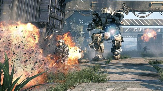 Titanfall 2: Respawn bestätigt Arbeit an Titanfall-Nachfolger