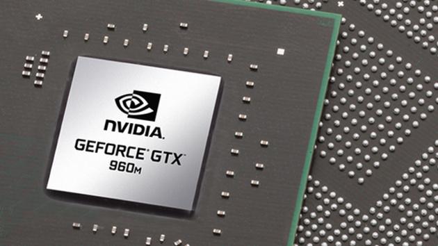 Nvidia GeForce: GTX 960M, 950M, 940M, 930M und 920M für Notebooks