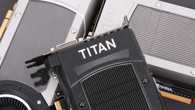 GeForce GTX TitanX im Test: Nvidias 4K-Grafikkarte mit 12 GB Speicher