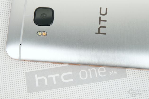 HTC One M9 im Test