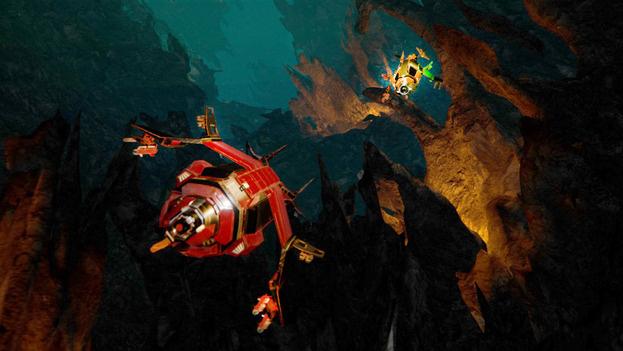 Descent: Underground: Shooter-Klassiker wird über Kickstarter fortgesetzt