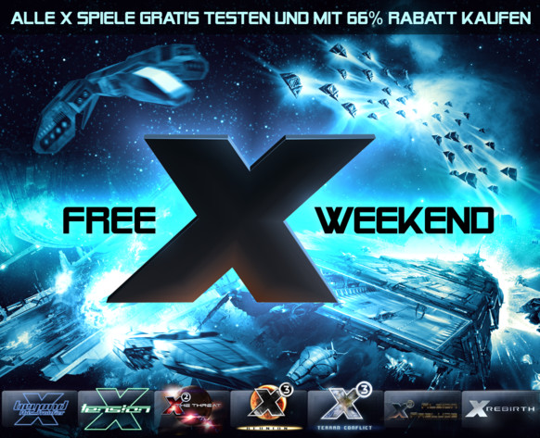 Free X Weekend
