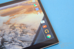 Dell Venue 8 – Super-AMOLED-Display mit dünnem Rand