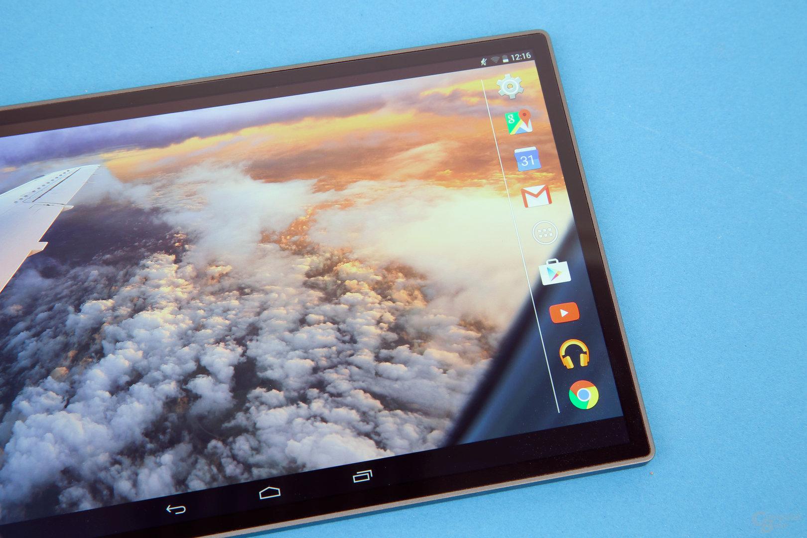 Dell Venue 8 mit Super-AMOLED-Display und hoher Auflösung