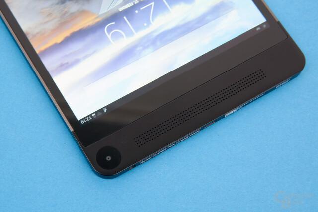 Dell Venue 8 – einseitige Stereo-Lautsprecher