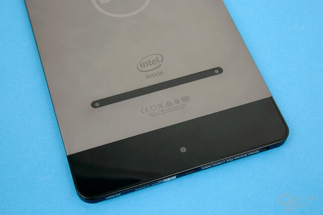 "Dell Venue 8 – Intels neue Kamera-Technologie ""RealSense"""