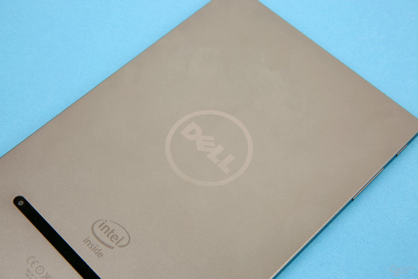 Dell Venue 8 – Gefärbter Alu-Body gegen Kratzer