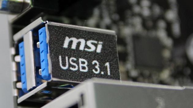 USB 3.1: MSI bringt USB 3.1 auch auf erste AMD-Plattform
