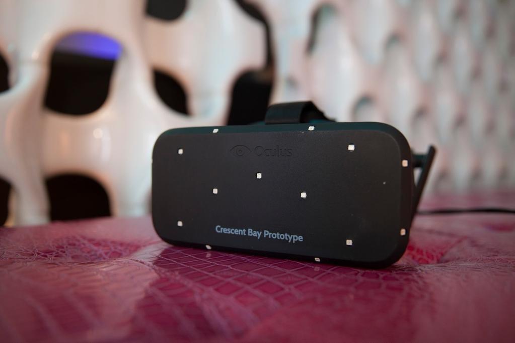 Oculus VR Crescent Bay