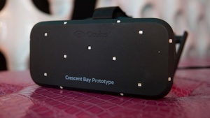Oculus VR: Der Prototyp Crescent Bay hat zwei Displays