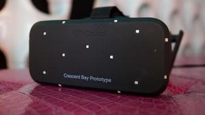 Oculus VR: Der Prototyp Crescent Bay hat zwei Displays