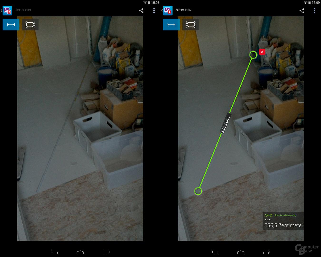 Intel-RealSense - Anderer Winkel, große Wirkung – 3,36 Meter statt 3,80 Meter
